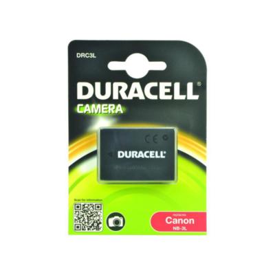 Duracell  Li-Ion-Akku für Canon NB-3L | 5055190105917