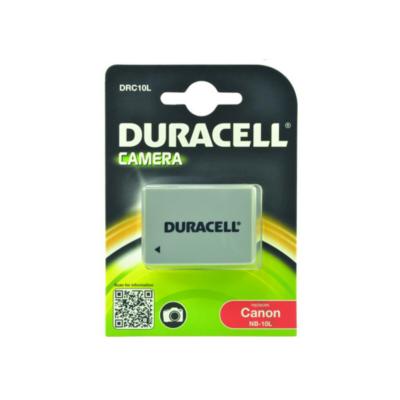 Duracell  Li-Ion-Akku für Canon NB-10L | 5055190140215