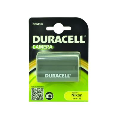 Duracell  Li-Ion-Akku für Nikon EN-EL3, EN-EL3a, EN-EL3e | 5055190109953