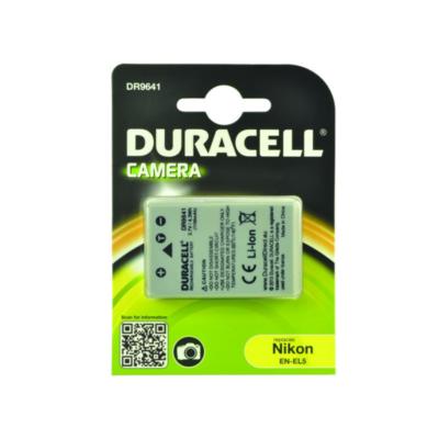 Duracell  Li-Ion-Akku für Nikon EN-EL5 | 5055190114117
