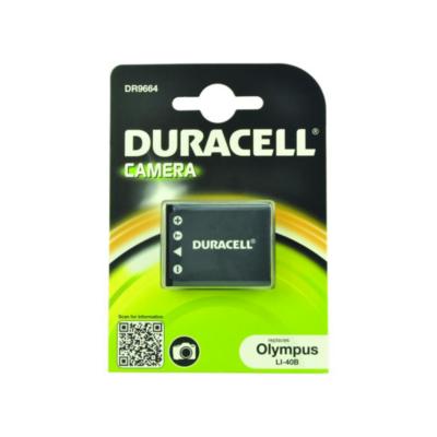 Duracell  Li-Ion-Akku für Nikon EN-EL10 and Olympus Li-40B | 5055190113035