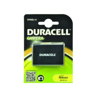 Duracell  Li-Ion-Akku für Nikon EN-EL14 | 5055190133347