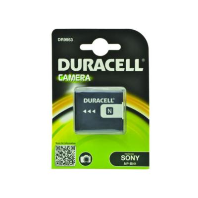 Duracell  Li-Ion-Akku für Sony NP-BN1 | 5055190125830