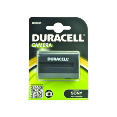 Duracell  Li-Ion-Akku für Sony NP-FM500H | 5055190114179