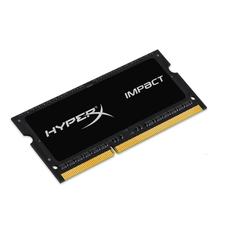 4GB Kingston HyperX Impact DDR3-1600 CL9 SO-DIMM RAM