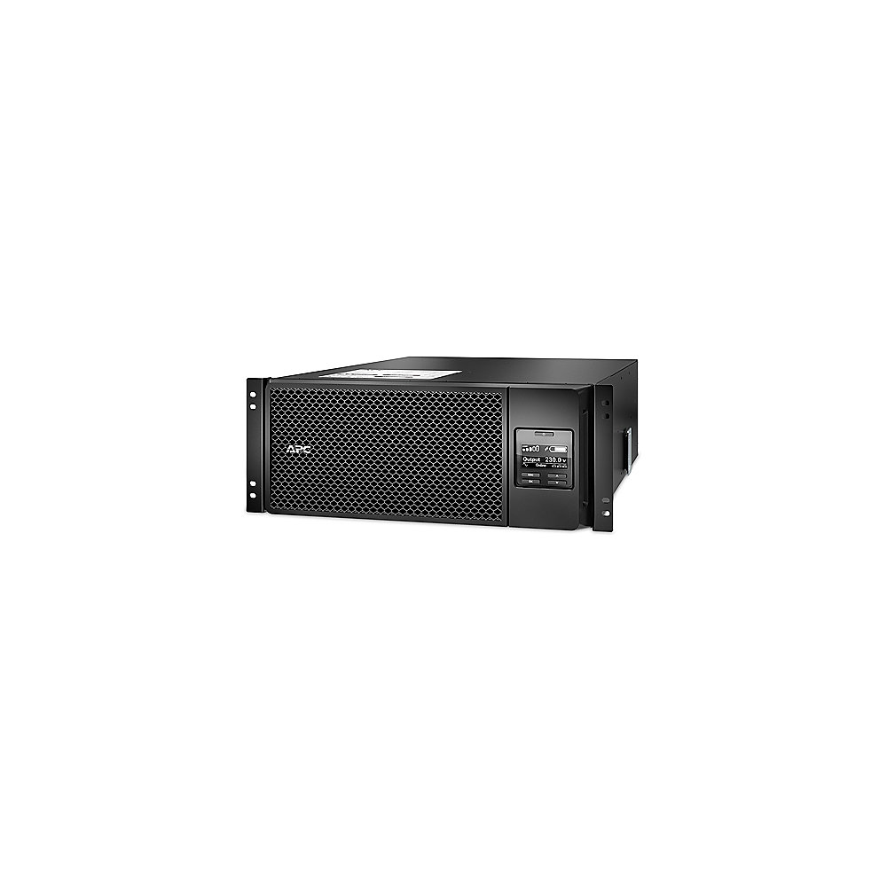 APC Smart UPS SRT 6000VA RM 230V Rack Mount (SRT6KRMXLI)