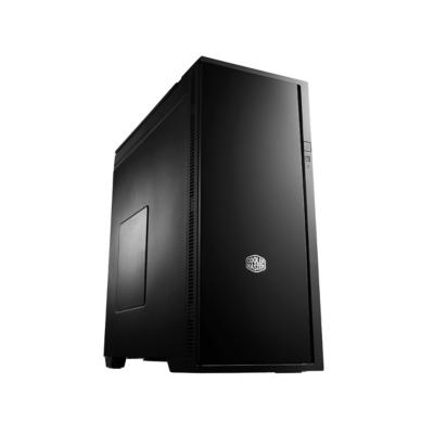 Cooler Master  Silencio 652S Midi Tower ATX Gehäuse schwarz schallgedämmt | 4719512047095