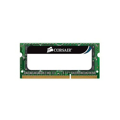 8GB Corsair ValueSelect RAM DDR3-1333 CL9 (9-9-9-24) SO-DIMM