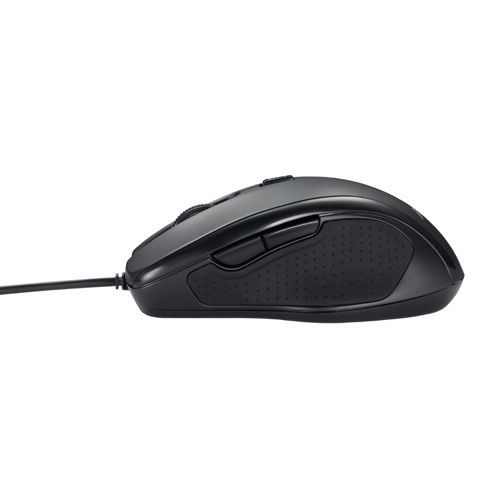 ASUS WX470 Wireless Multifunktions Laser Maus schwarz