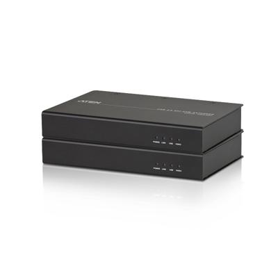 Aten  CE610 Konsolen-Extender DVI + USB-Tastatur/Maus HDBaseT bis 100m   4710423779846