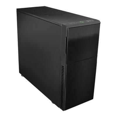 Nanoxia  Deep Silence 3 Midi Tower ATX Gehäuse schallgedämmt schwarz o.NT   4260285296307