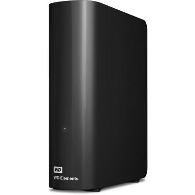 Western Digital WD Elements Desktop USB3.0 Extern 2TB 3,5 Zoll Schwarz   0718037811918