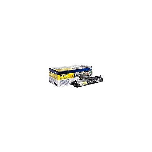 Brother TN-900Y Toner Gelb Doppelpack  Super-Jumbo 12.000S. | 4977766735162