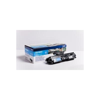 Brother  TN-900C Toner Doppelpack cyan Super-Jumbo 12.000S. | 4977766735148