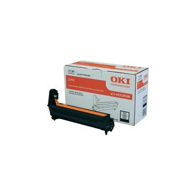 OKI  44318508 Trommel-Kit schwarz C711 | 5031713046066