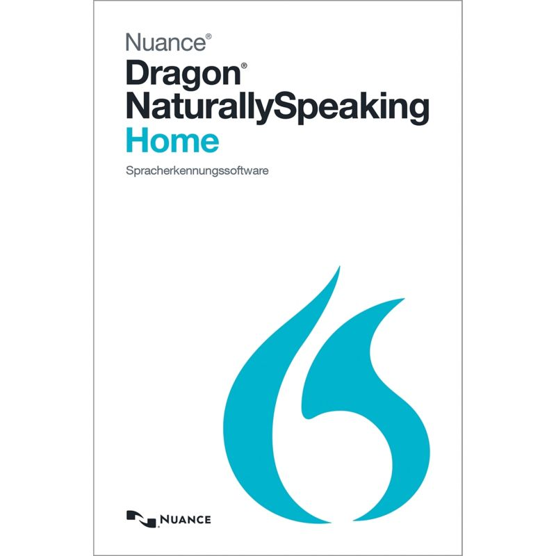 Nuance Dragon NaturallySpeaking 13 Home Win