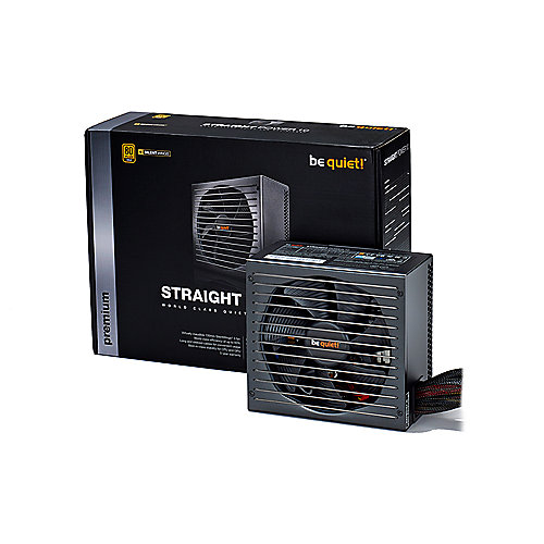 be quiet! Straight Power 10 400 Watt ATX V2.4 Netzteil 80+ Gold (135mm Lüfter)
