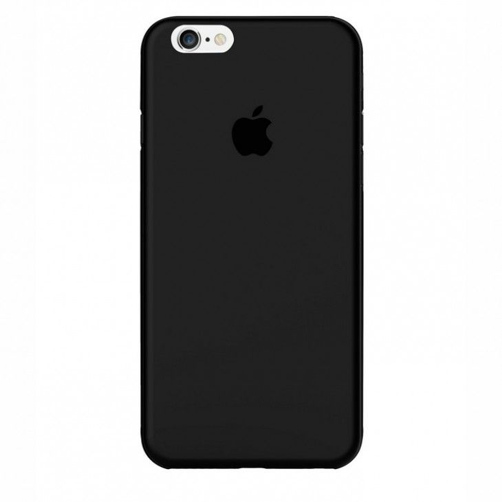 Ozaki O!Coat 0.3 Jelly Case für Apple iPhone 6 schwarz