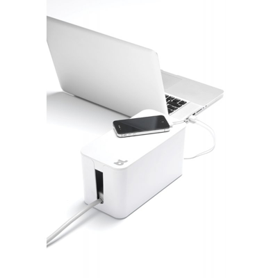 Bluelounge  CableBox Mini weiß | 0705105460932