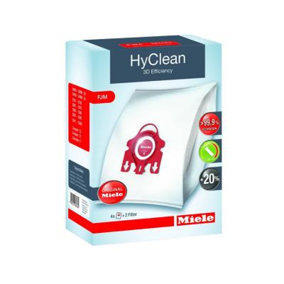 Miele  HyClean 3D Efficiency F/J/M Staubbeutel (4er Pack) | 4002515488485