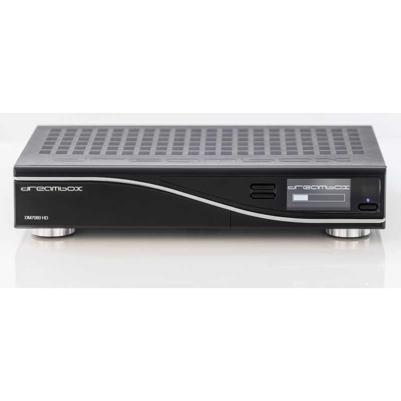 DreamBox DM 7020 HD V2 (2x DVB-S2, 2xCI, HDDready, USB, HDMI, SCART, LAN)