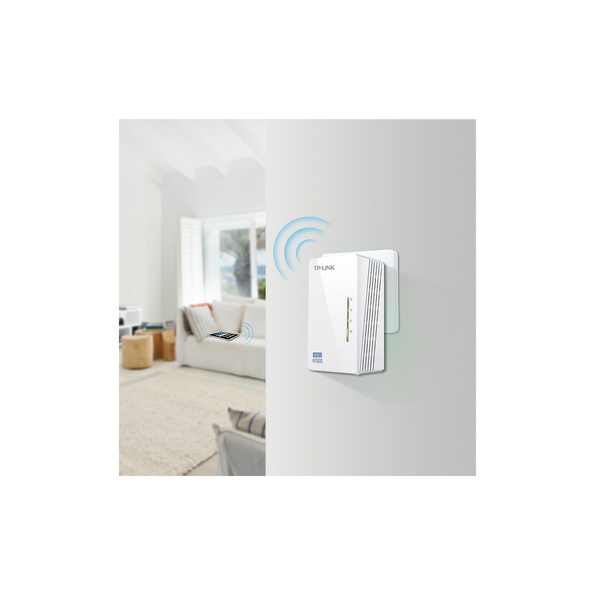 tp link av500 powerline adapter instructions