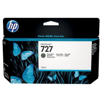 HP  B3P24A Original Tintenpatrone 727 Designjet Grau 130ml   0887111963796