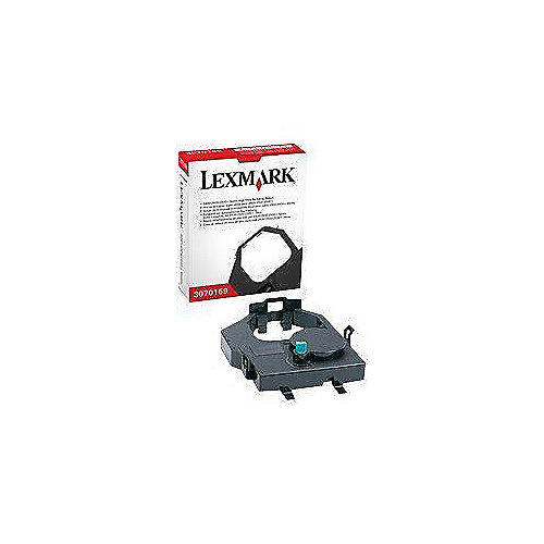 Lexmark 3070169 Farbband schwarz | 0734646397438