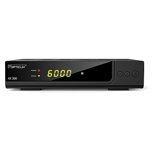 Opticum HD AX 300 (DVB-S2, HDMI, Scart, USB)