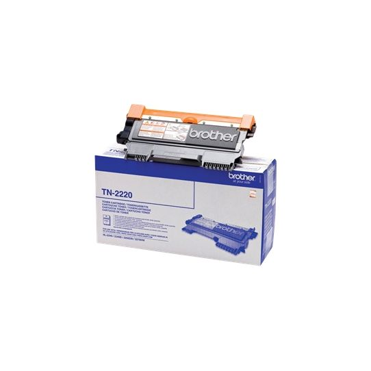 Brother TN2220 Original Jumbo-Toner schwarz 2.600 S.