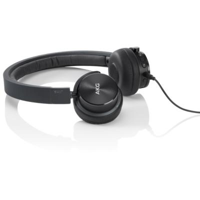 AKG  Y 45BT Black On Ear Kopfhörer mit Bluetooth – Headsetfunkt. – NFC –  Schwarz   0282922646966