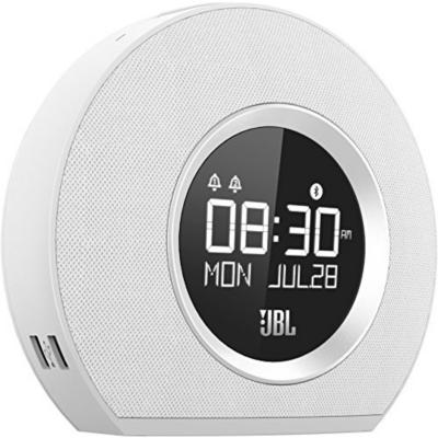 JBL  Horizon Weiss Bluetooth Wecker/Lautsprecher   6925281901256