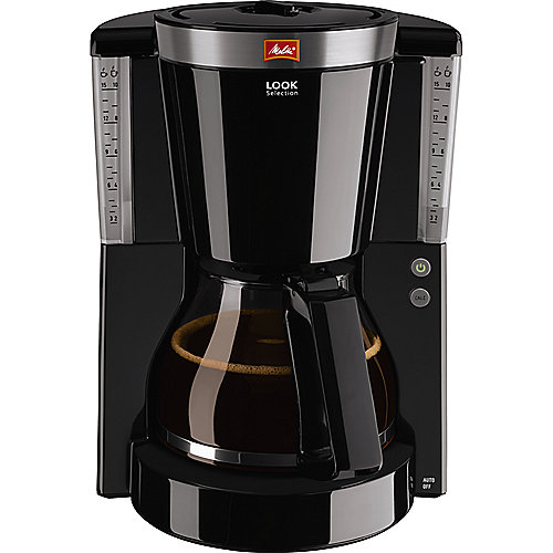 Melitta Look Selection 1011-04 Kaffeemaschine schwarz