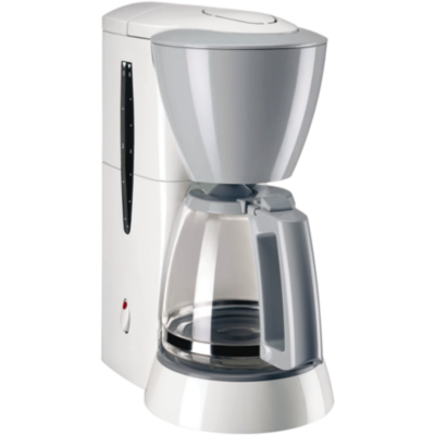 Melitta  Single 5 M 720-1/1 Kaffeemaschine weiß/grau | 4006508211159