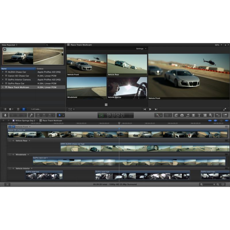 Apple Final Cut Pro X - Lizenz