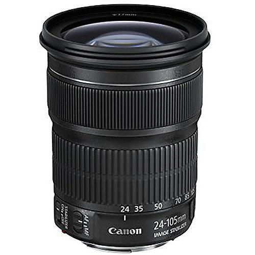 Canon EF 24-105mm 3.5-5.6 IS STM Standard Zoom Objektiv   4549292010176