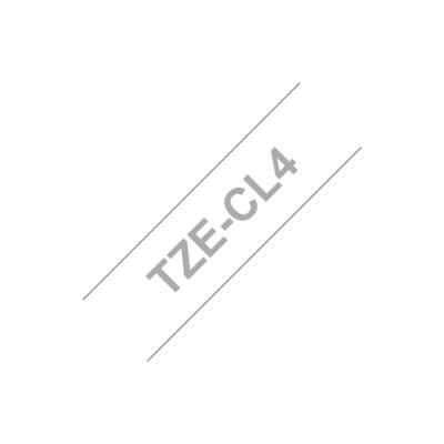 Brother  TZe-CL4  Druckkopf-Reinigungskassette 18mm 100 Reinigungsdurchläufe | 4977766057097