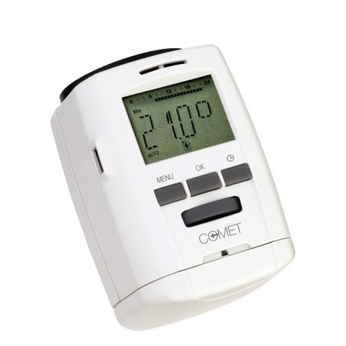 EUROtronic sparmatic COMET Heizkörperthermostat (2014) weiß