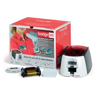 Evolis  Badgy 100 Kartendrucker-Kit | 3661572000262