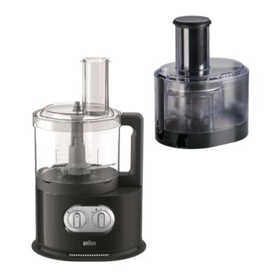 Braun  FP 5160 Kompakt-Küchenmaschine Schwarz | 8021098771087