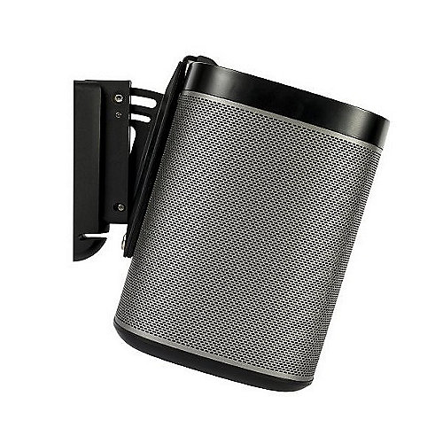 Flexson Wandhalter für Sonos Play:1 schwarz, Paar | 0799441549550