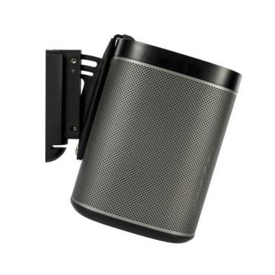 Flexon Flexson Wandhalter für Sonos Play:1 schwarz, Paar | 0799441549550