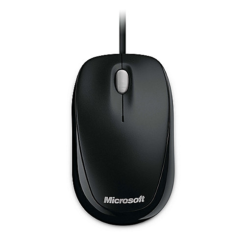 Microsoft Compact Optical Mouse 500 schwarz