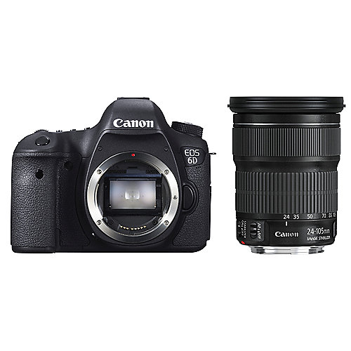 Canon EOS 6D Kit EF 24-105mm f/3,5-5,6 IS STM