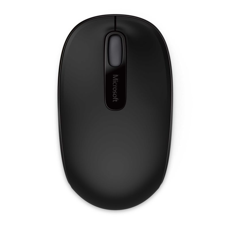 Microsoft Wireless Mobile Mouse 1850 schwarz