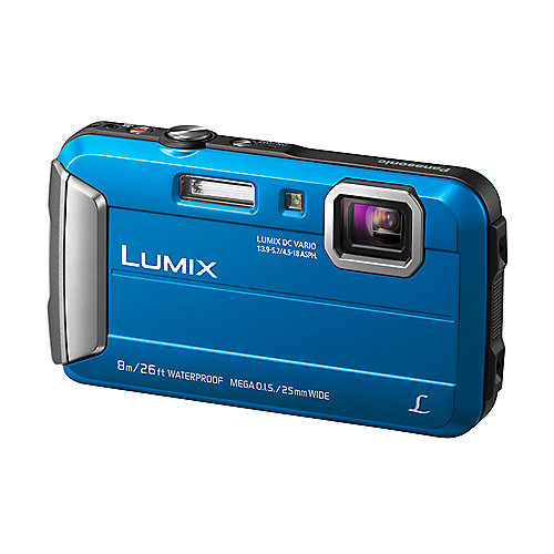 Panasonic Lumix DMC-FT30 blau