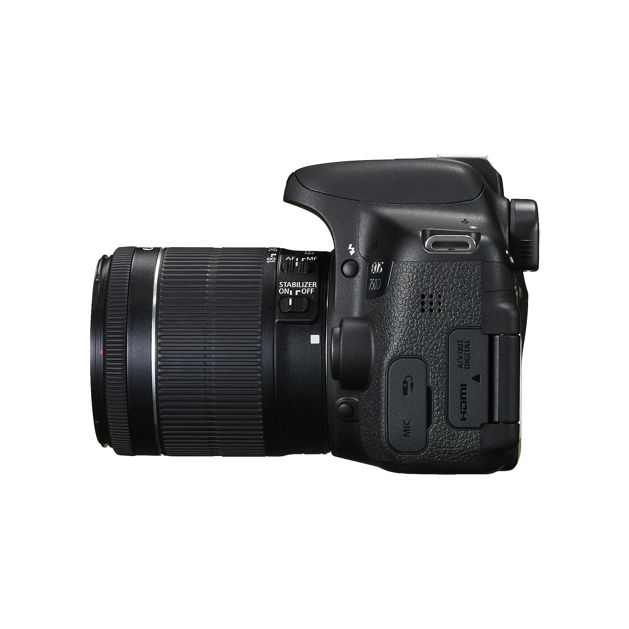 Canon EOS 750D Kit 18-55mm IS STM