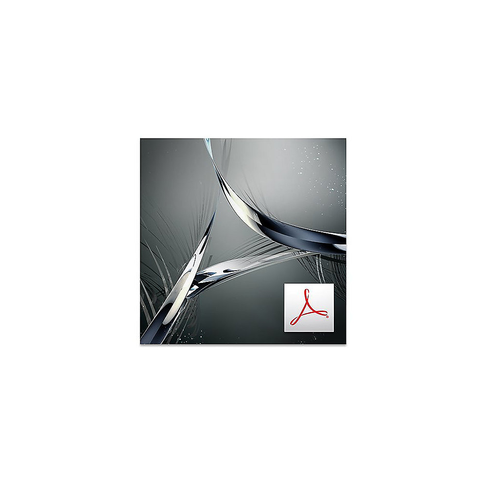Adobe VIP Acrobat Standard Subscription 12M Level 4 Win