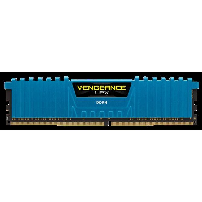 32GB (4x4GB) Corsair Vengeance LPX Blue DDR4-2400 RAM CL14 (14-16-16-31)