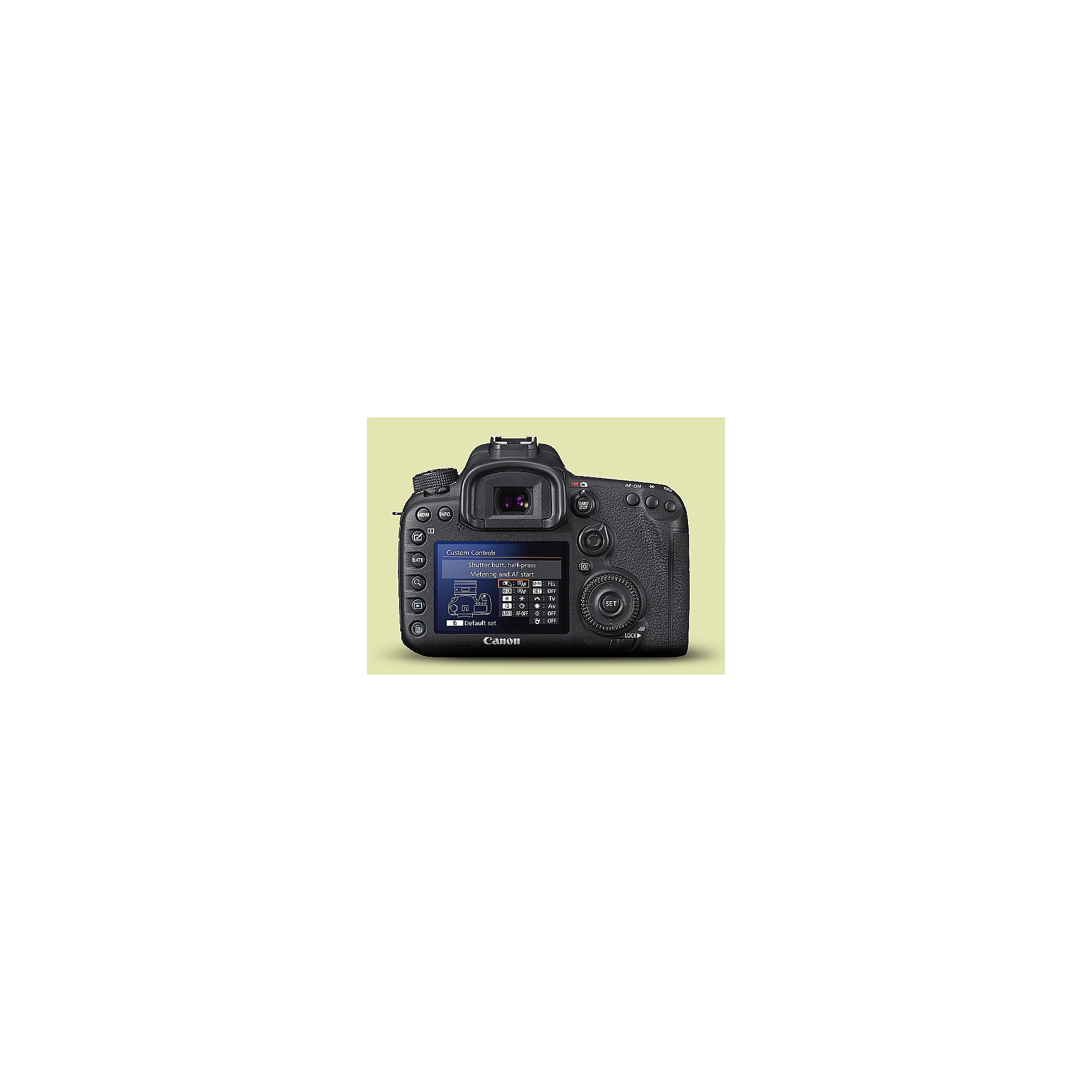 Canon EOS 7D Mark II Kit EF-S 10-22mm 3.5-4.5 USM